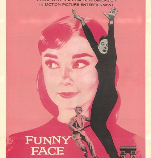 Three sentence movie reviews: Funny Face
