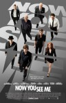 Three sentence movie reviews: Now You See Me