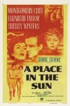 Three sentence movie reviews: A Place in the Sun