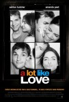 Three sentence movie reviews: A lot like love