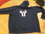 Requiem: YRUU sweatshirt.