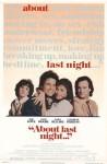 Three sentence movie reviews: About Last Night 1986