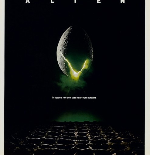 Three sentence movie reviews: Alien