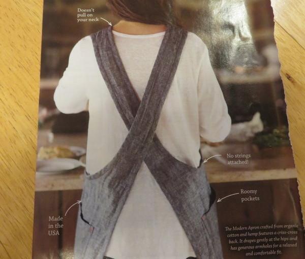 Awesome apron