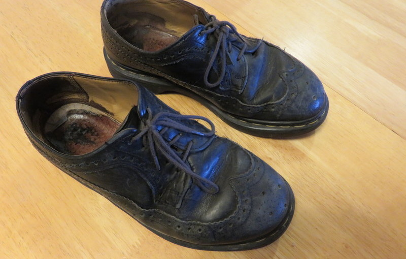 Requiem: Doc Martin Wingtips