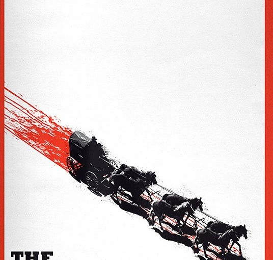 Three sentence movie reviews: The Hateful Eight