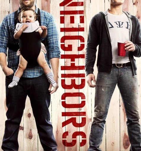 Three sentence movie reviews: Neighbors