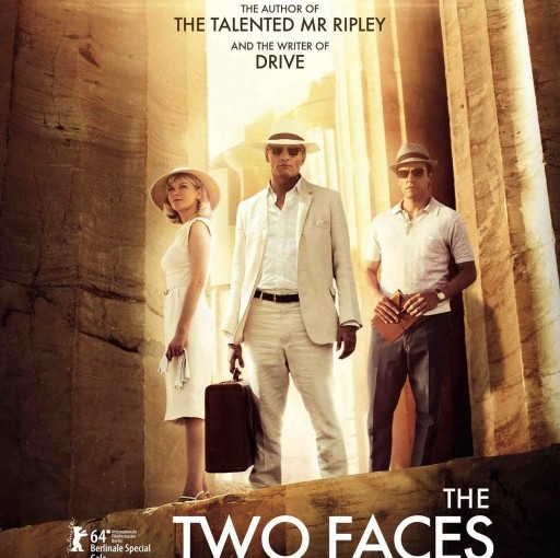 Three sentence movie reviews: The Two Faces of January