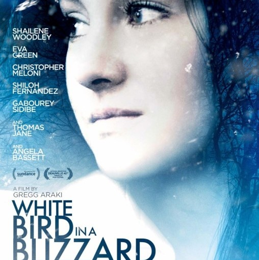 Three sentence movie reviews: White Bird in a Blizzard