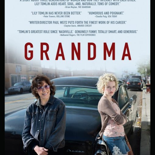 Three sentence movie reviews: Grandma