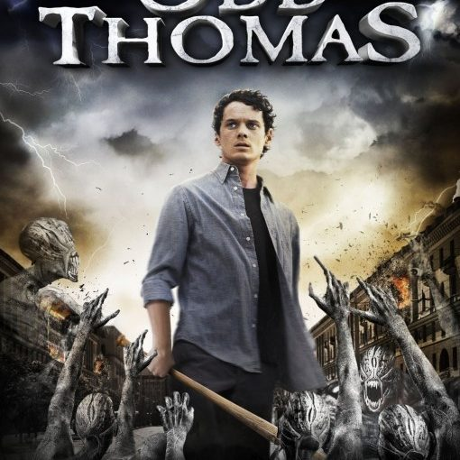 Three sentence movie review: Odd Thomas