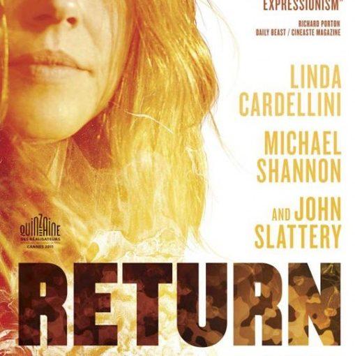 Three sentence movie reviews: Return