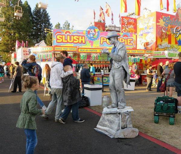 The Fair:  Things to buy