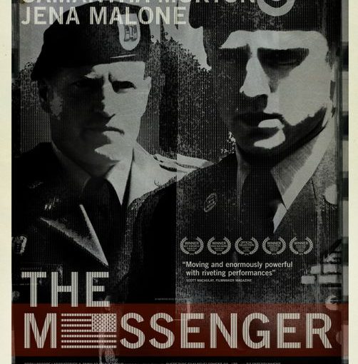 Three sentence movie reviews: The Messenger
