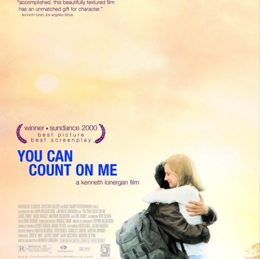 Three sentence movie reviews: You Can Count on Me