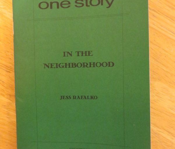 "One Story ""In the Neighborhood"""
