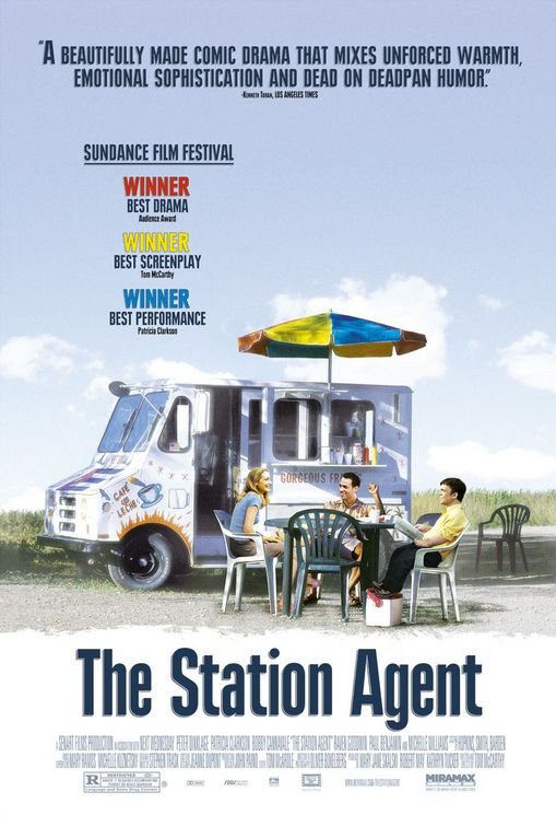 3SMReviews: The Station Agent