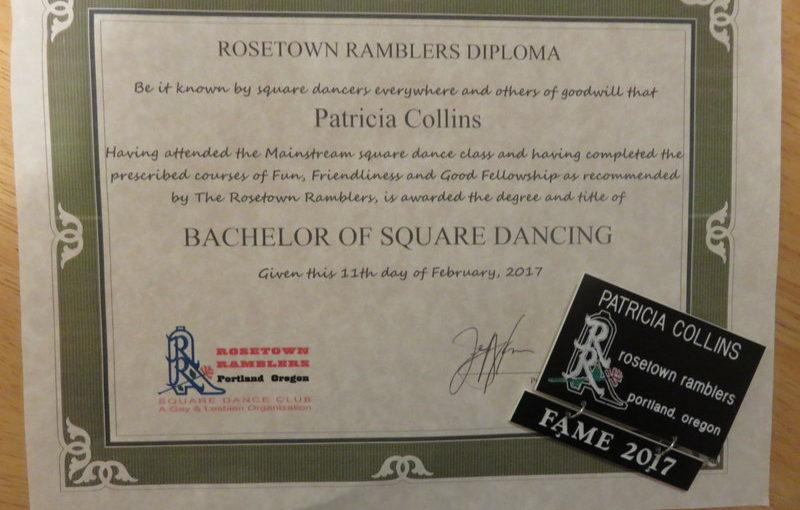 Square Dance Graduation