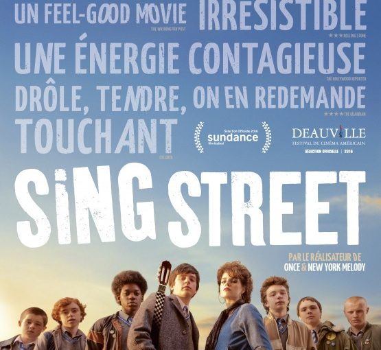 Three sentence movie reviews: Sing Street