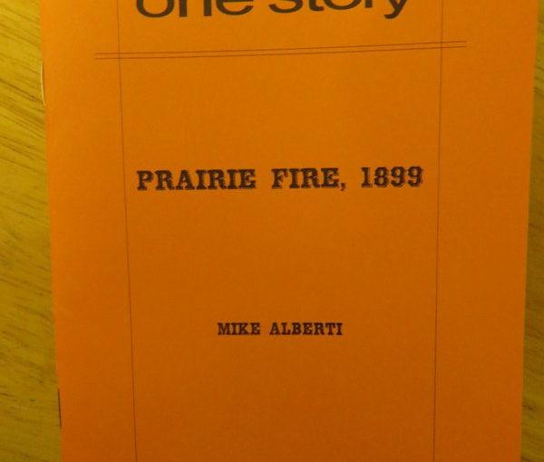 One Story: Prairie Fire, 1899
