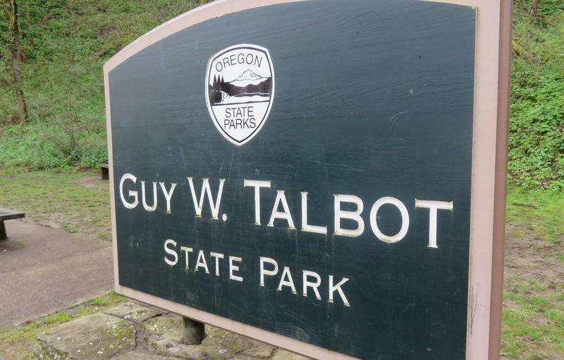 Hike: Latourell Falls