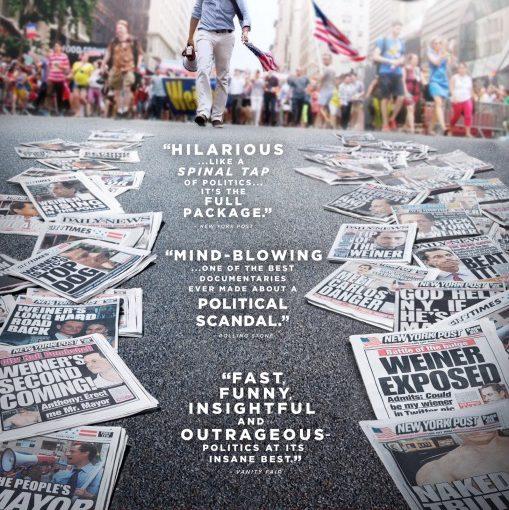 Three sentence movie reviews: Weiner