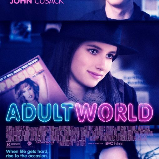 Three sentence movie reviews: Adult World