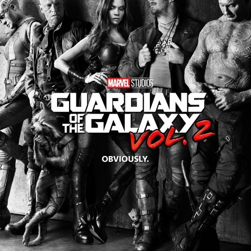 Three sentence movie reviews: Guardians of the Galaxy Vol. 2