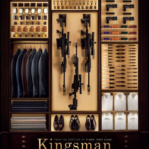 Three sentence movie reviews: Kingsman The Secret Service