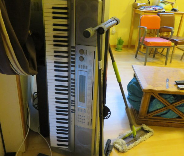 Electric Pianos, a changing of the guard