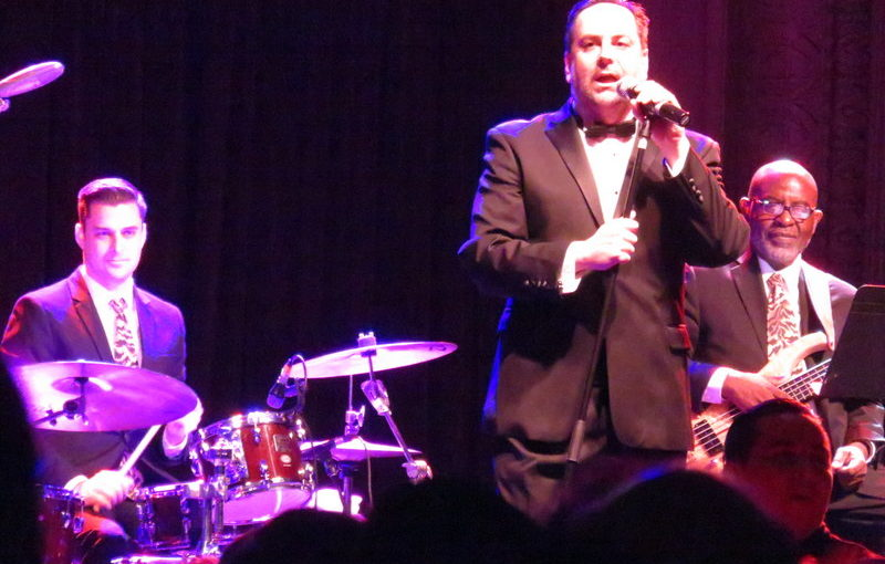 Richard Cheese and Lounge Against the Machine @ the Crystal Ballroom