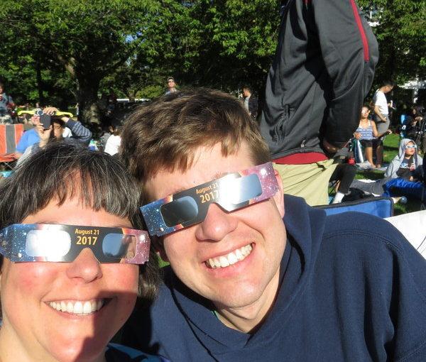 Our Total Eclipse, Salem, Oregon