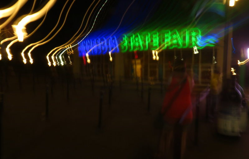 Minnesota State Fair Day Two: Sunset, Amateur Talent Show, Fireworks