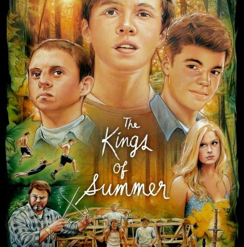 Three sentence movie reviews: Kings of Summer