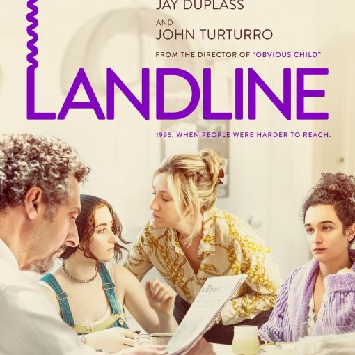 Three sentence movie reviews: Landline
