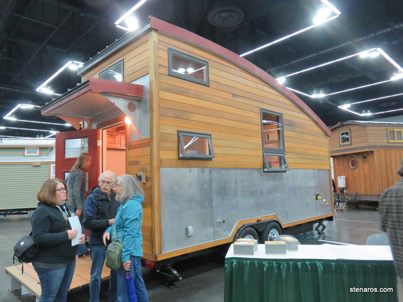 Tiny House Expo Out About