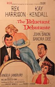 Three sentence movie reviews: The Reluctant Debutante