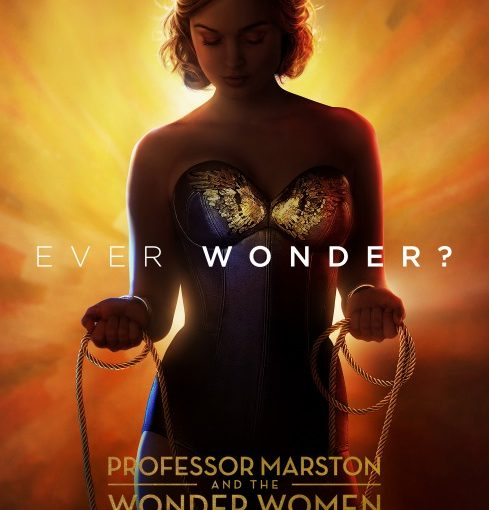 Three sentence movie reviews: Professor Marston & the Wonder Women