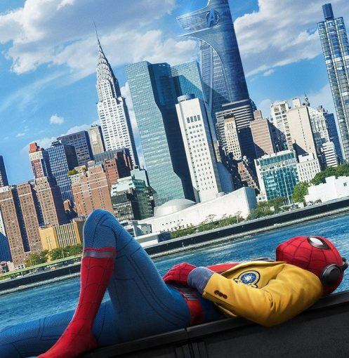 Three sentence movie reviews: Spider-Man: Homecoming