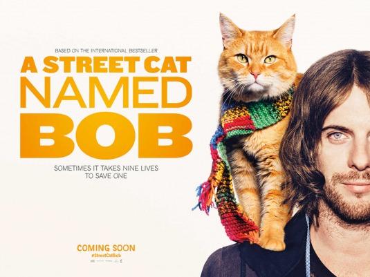 Three sentence movie reviews: A Street Cat Named Bob