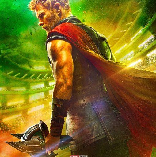 Three sentence movie reviews: Thor: Ragnorak
