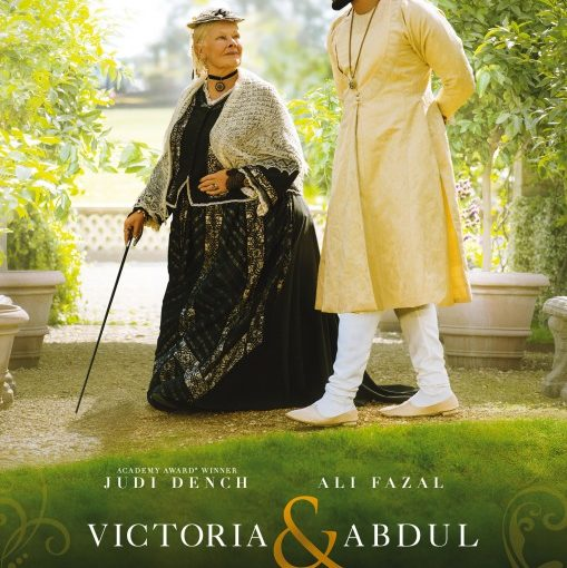 Three sentence movie reviews: Victoria and Abdul