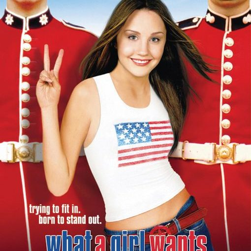 Three sentence movie reviews: What a Girl Wants