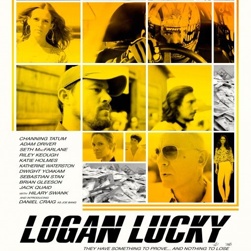 Three sentence movie reviews: Logan Lucky