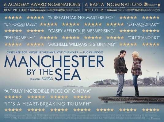 Three sentence movie review: Manchester by the Sea