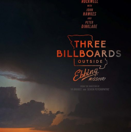 Three sentence movie reviews: Three Billboards outside Ebbing, Missouri