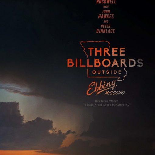 Three sentence movie reviews: Three Billboards outside Ebbing, Missouri