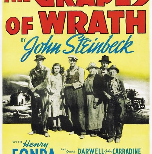 Three sentence movie reviews: The Grapes of Wrath