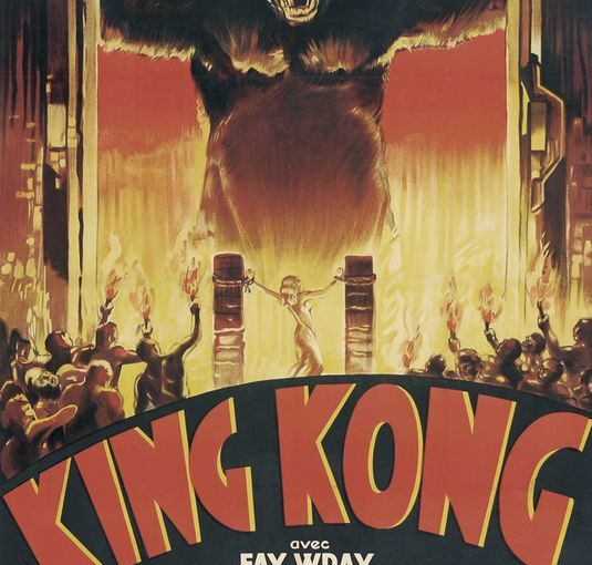 Three sentence movie review: King Kong