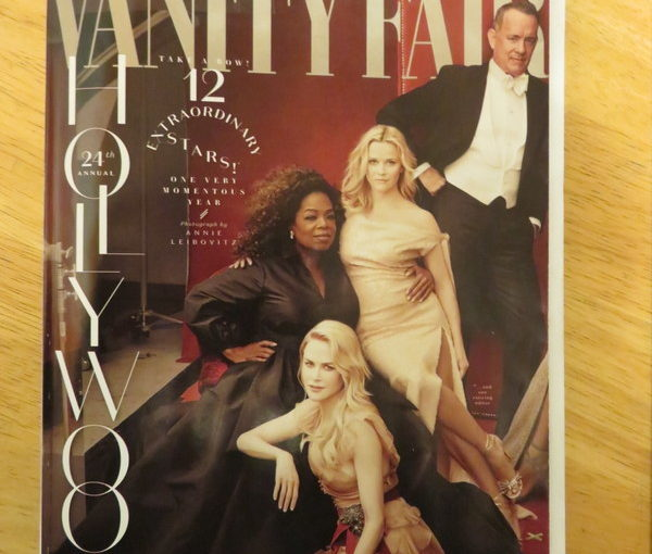 A new era for Vanity Fair